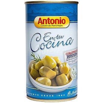 Antonio Corazones de berenjenas de Almagro con aceite de oliva 100% natural Lata 170 g