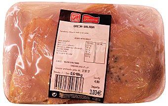 FONTEFRIA Cerdo oreja salada fresco Bandeja de 500 g peso aprox.