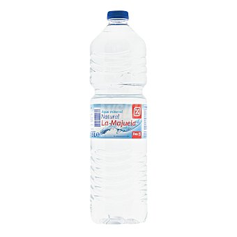 DIA Agua mineral natural botella 1,5 l 1,5 l