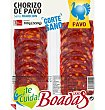 Chorizo pavo 2 unidades x 50 g Boadas