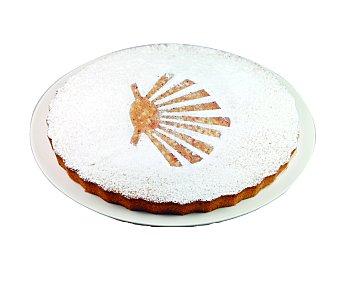 PASTELERIA Tarta de almedras de masa de repostería con 22 centímetros de diametro 350 gramos