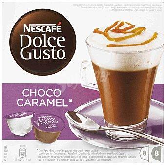 Nescafé-Dolce Gusto Choco caramel  16 cápsulas
