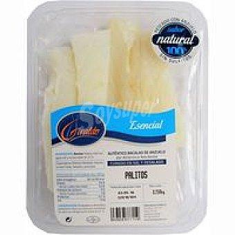 Giraldo Palitos de bacalao desalado Bandeja 250 g