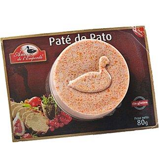 Anec Emporda Pate canard 80 GRS