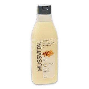 Mussvital Gel de baño con avena 750 ml