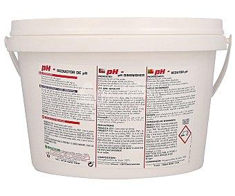 Pqs Minorador de PH granulado, ideal para bajar y estabilizar el pH del agua de nuestra piscina, además de no tener acciones corrosivas 2.5 kilogramos