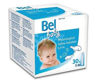 BEL BABY Suero fisiológico 30 unidades x 5 ml