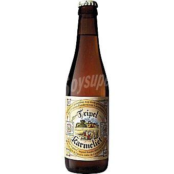 TRIPEL KARMELIET Cerveza rubia belga Botella 33 cl