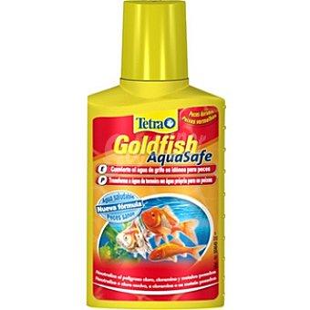 TETRA GOLDFISH AQUASAFE Neutralizador de agua para carpines dorados Envase 100 ml