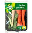 Verduras del caldo Bandeja 700 g