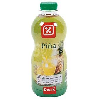 DIA Nectar piña botella 1 lt Botella 1 lt