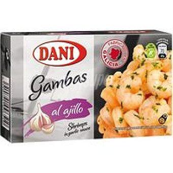 Dani Gambas al ajillo Lata 110 g