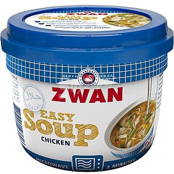 ZWAN sopa de pollo bol 400 ml