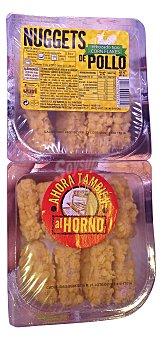 PINCHOS JOVI Nuggets de pollo fresco Bandeja de 16 unidades (312 g)