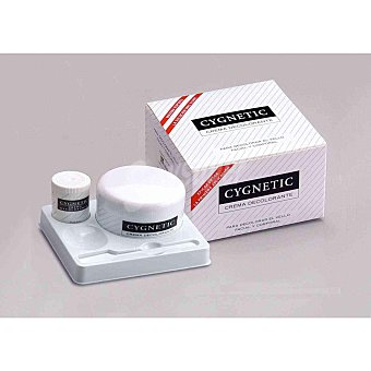 Cygnetic Crema decolorante de vello  Tarro 30 ml