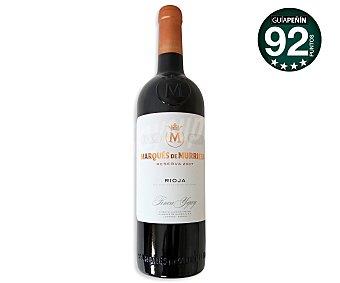 MARQUES DE MURRIETA Vino tinto reserva D.O. Rioja  botella 75 cl