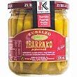 Guindillas de Ibarra extra Eusko Label Frasco 120 g Zubelzu
