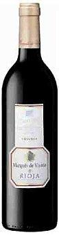 Marqués de Vitoria Vino Tinto Crianza Rioja Botella 75 cl