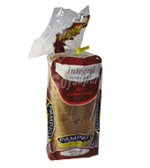 Pampati Pan de molde integral Paquete 800 g