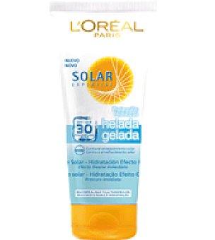 Solar Expertise L'Oréal Paris Leche solar hidratación efecto helada factor de protección 30 Tubo de 200 ml