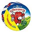 Queso en porciones 24 uds La Vaca que ríe