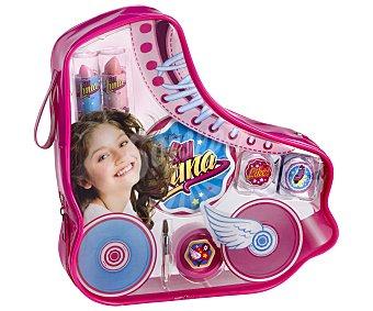 Disney Bolsa de aseo con maquillaje infantil Soy Luna 1 unidad