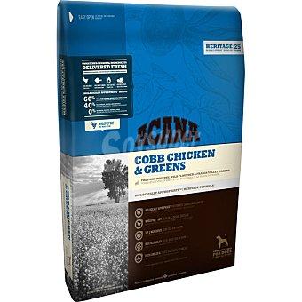 Acana COBB CHICKEN & GREEN pienso para perros cachorros, adultos y senior envase 2 kg envase 2 kg