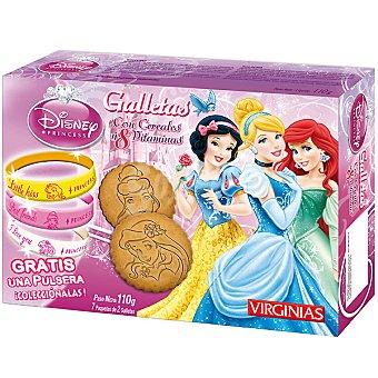 VIRGINIAS DISNEY Galletas con cereales y 8 vitaminas caja 110 g 110 g