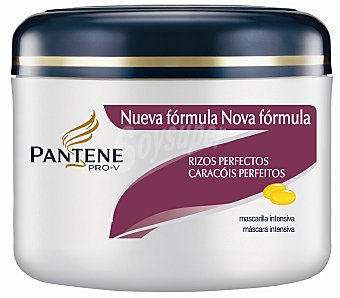 Pantene Pro-v Mascarilla intensiva rizos perfectos para cabello normal y grueso 300 ml
