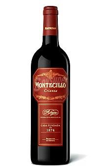 MONTECILLO vino tinto crianza D.O. Rioja botella 75 cl