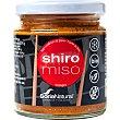 Bio Shiro Miso condimento tradicional japones con arroz y soja frasco 250 g Frasco 250 g Soria Natural