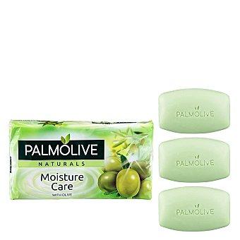 Palmolive Pastilla de jabón Naturals Originals Pack 3 x 90 g