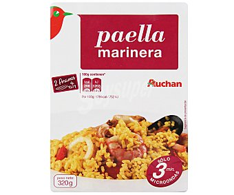 Auchan Paella Marinera 350 Gramos