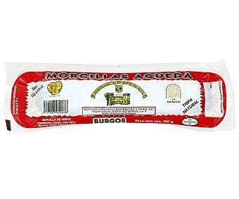 Morcillas Águeda Morcilla de Burgos rellena de arroz al vacío 300 gramos