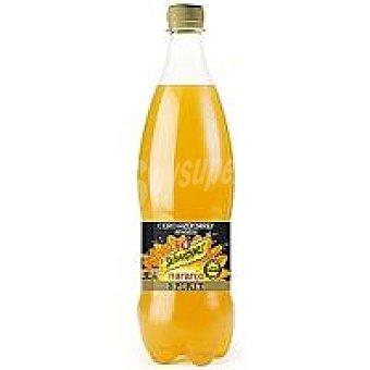SCHWEPPES Spirit Cero Refresco de naranja Botella 1,5 litros