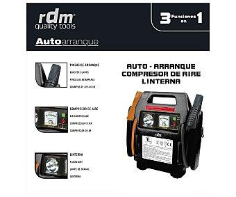 RDM Bateria Auto Arranque 3 en 1 1 Unidad
