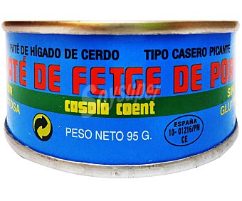 BLANCO Foie-Gas Picante 80 Gramos