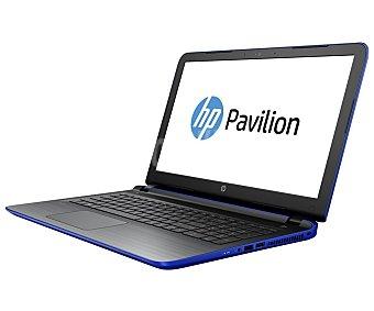 """HP Ordenador portátil con pantalla de 15.6"""" HP 15-ac109ns, procesador: AMD A8-7410, Ram: 8GB, Disco duro: 1TB, gráfica: Radeon R5, Windows 10 15,6"""" 15-ab109ns"""