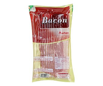 Producto Alcampo Bacon cocido cortado en lonchas, elaborado sin gluten y sin lactosa 200 g