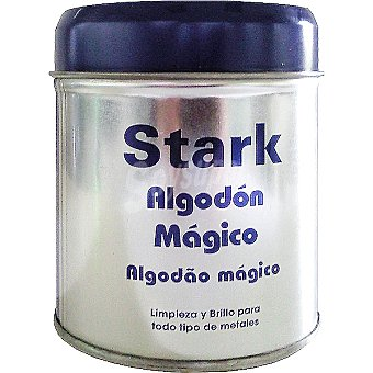 Rinci Stark limpia metales Algodon Magico bote 150 g Bote 150 g