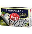 Sardinillas aceite de oliva 83 g Boya