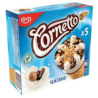 Frigo Cornetto Cornetto clásico 5x90 ml