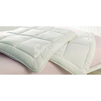 CASACTUAL Antiacaros New relleno nordico blanco para cama 150 cm