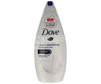 Dove Gel de baño/ducha nutrición intensa (piel más suave después de sólo una ducha) Bote de 750 ml
