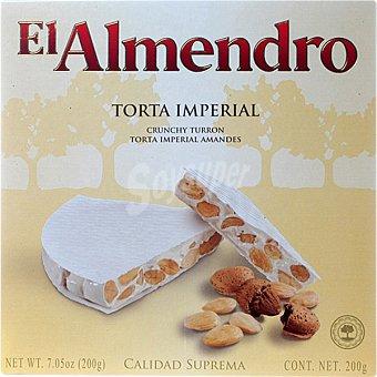 El Almendro Torta imperial estuche 200 g Estuche 200 g