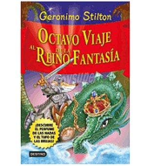 Stilton Octavo viaje al reino de la fantasía (geronimo )