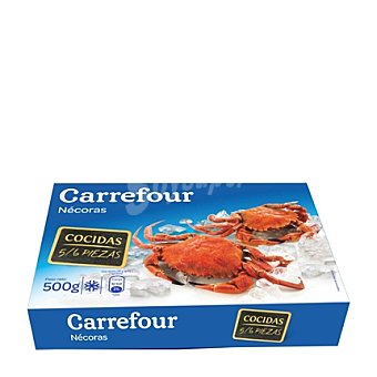 Carrefour Nécoras cocidas 500 g