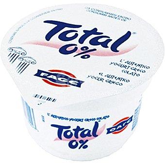 TOTAL Yogur natural desnatado 0% materia grasa Tarrina 170 g
