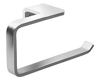 Tatay Toallero de aro, serie Planum, fabricado en acero cromado 1 unidad