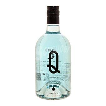 Q Ginebra premium Botella de 70 cl